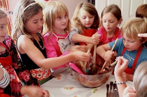 Children Classes: Soup, Rolls and Chocolate Mousse! @ Filkins village Hall